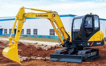 Liugong-906D-mini-excavator-1